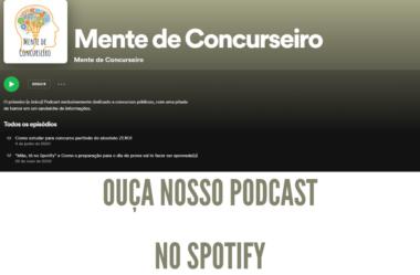 Podcast Mente de Concurseiro #8: O perigo de procurar atalhos